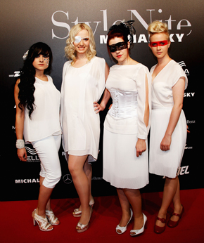 EKLIPSE - Michalsky Style Nite 2012 - Red Carpet