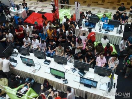 Gaming im Grüppchen