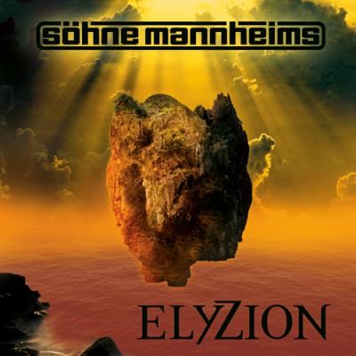 """Das neue Album """"ElyZion"""" der Söhne Mannheims."""