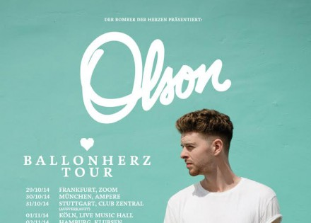 Tourdaten Ballonherz Tour Plson