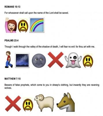 Screenshot von http://www.vice.com/de/read/dieser-typ-braucht-25000-dollar-um-die-bibel-in-emojis-zu-bertragen-584Screenshot von http://www.vice.com/de/read/dieser-typ-braucht-25000-dollar-um-die-bibel-in-emojis-zu-bertragen-584