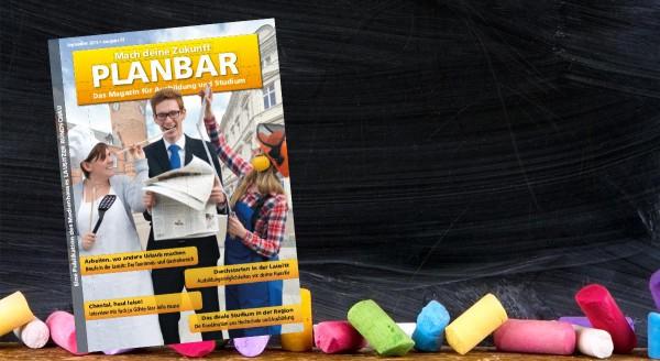Das neue PLANBAR-Magazin 2015