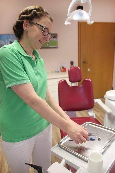 Ausbildung zur Zahnmedizinischen Fachangestellten