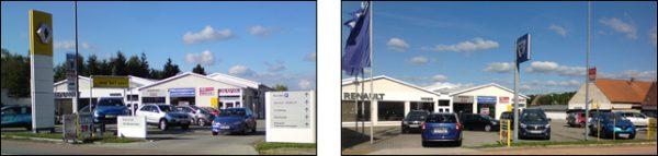 Sende Deine Bewerbung an die Autohaus Mosig GmbH