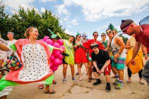 Pangea-Festival 2017: Bunter Kindertobeplatz mit Überraschungsgast
