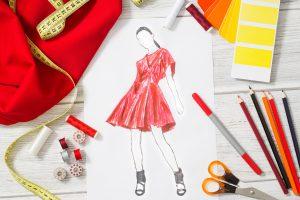 Wie werde ich Modedesigner?