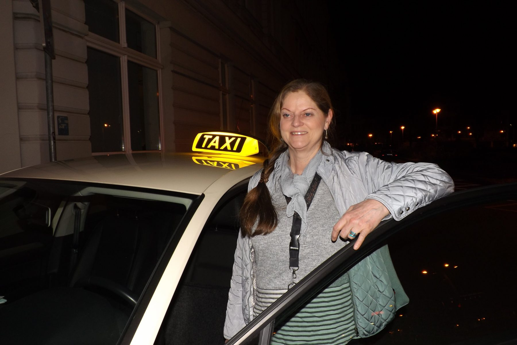 Traumberuf Taxifahrer – Über Ausbildungs(um)wege zum eigenen Unternehmen