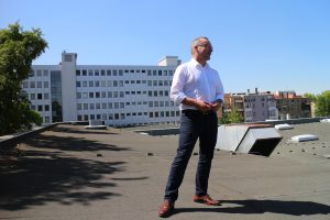 Was macht eigentlich ein Chefredakteur? Interview mit Oliver Haustein-Teßmer
