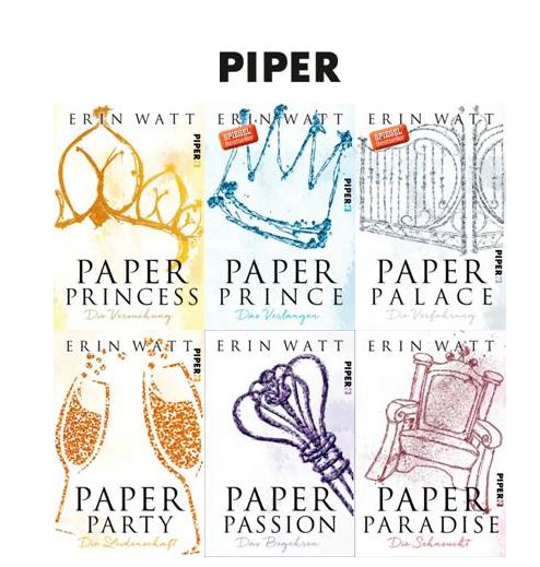 PAPER-Buchreihe