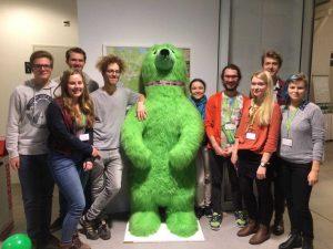 Sie haben Post: Grüne Jugend