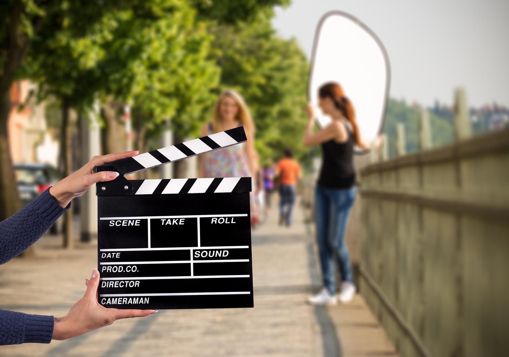 """Licht! Kamera! Action! – Klappe die erste für """"Wie werde ich Filmemacher?"""""""