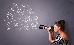 Nach der Ausbildung Pressefotograf