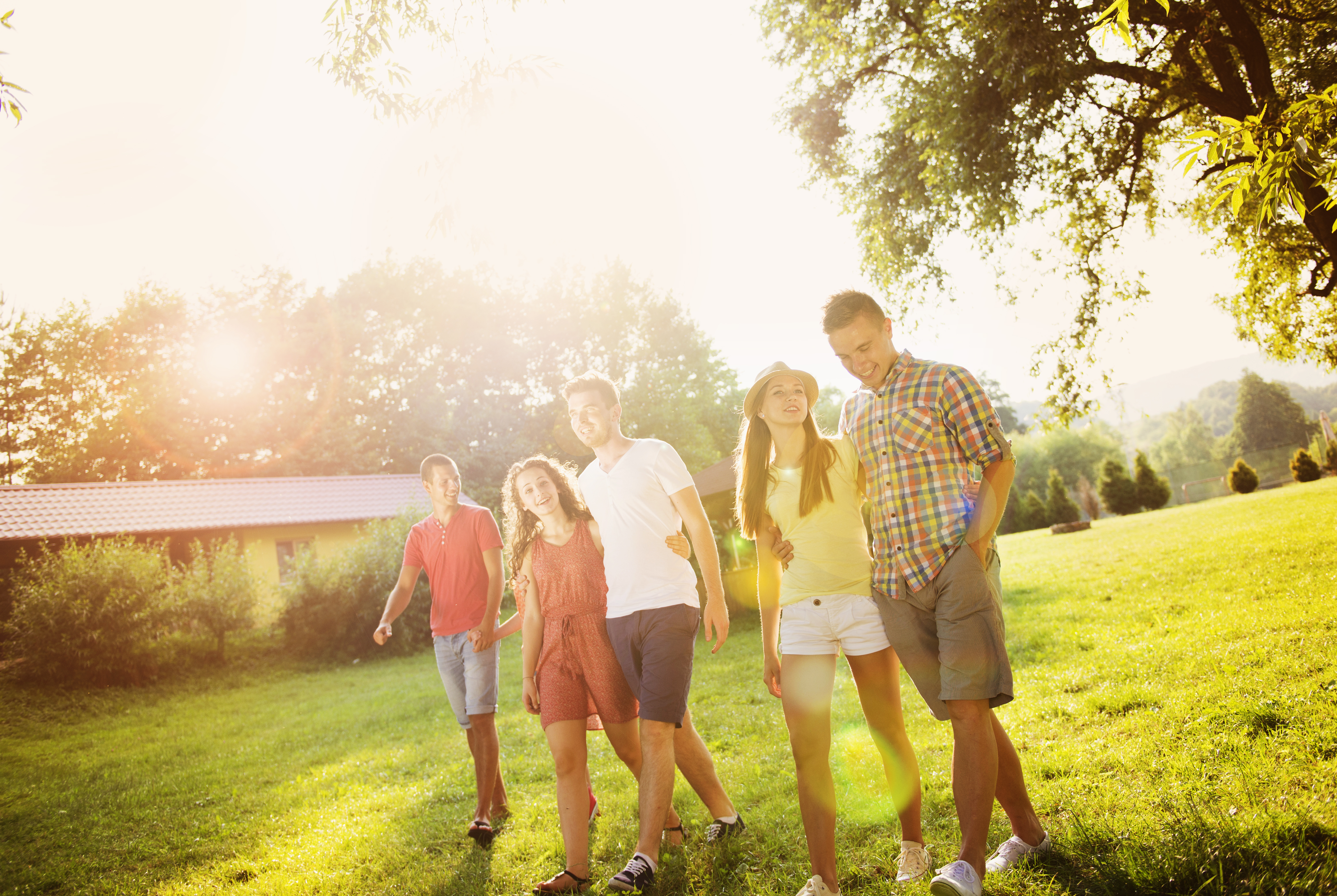 Was junge Menschen glücklich macht?