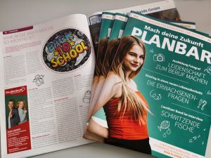 Out now: #11 PLANBAR-Magazin 2020/2021