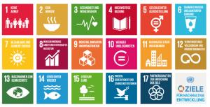 Die 17 Global Goals – Unsere Zukunft in unseren Händen