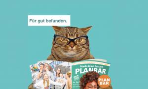 Das neue PLANBAR-Magazin 2020 kommt zu dir nach Hause!