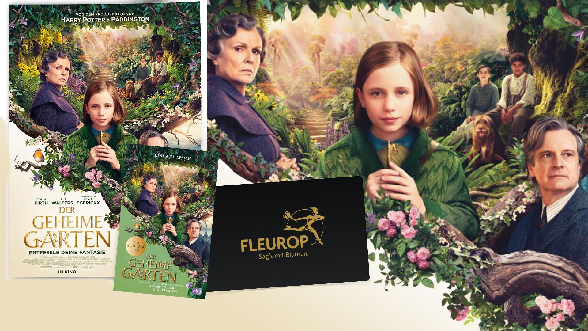 """Gewinnspiel zu """"Der Geheime Garten"""" von Linda Chapman im exklusiven Fan-Bundle"""