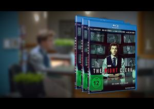 """Gewinnspiel & Rezension zum DVD/Blu-Ray-Start von """"The Night Clerk – Ich kann dich sehen"""""""